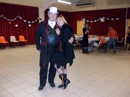 Soirée Halloween VACQUEYRAS 2012